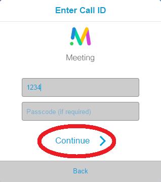 Call ID Screen