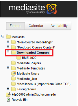 how to download mediasite videos
